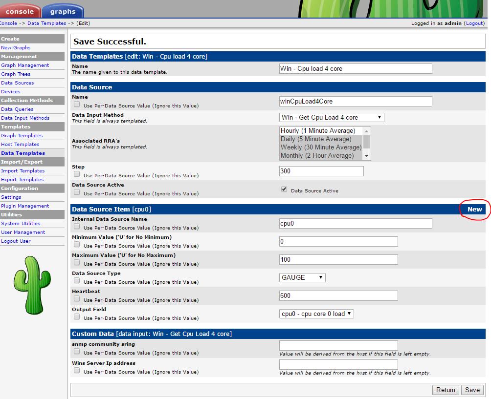 Network monitoring - CMU ITSC Network